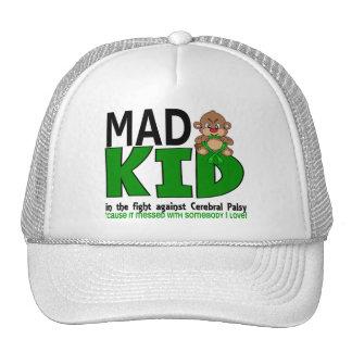 Mad Cerebral Palsy Trucker Hat