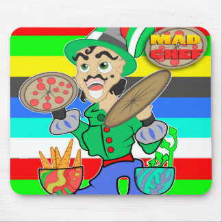 Mad Chef Mousepad