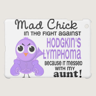 Mad Chick 2 Aunt Hodgkin's Lymphoma / Disease Case For The iPad Mini