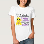 Mad Chick 2 Chiari Malformation Daughter Shirt