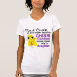 Mad Chick 2 Chiari Malformation Daughter Tees