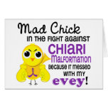 Mad Chick 2 Evey Chiari Malformation Cards