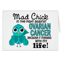 Mad Chick 2 My Life Ovarian Cancer