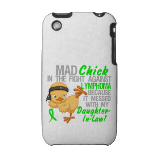Mad Chick Messed With Daughter-In-Law 3 Lymphoma iPhone 3 Covers