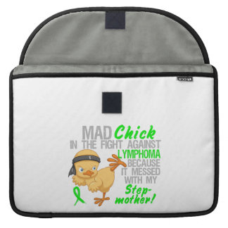 Mad Chick Messed With Stepmother 3 Lymphoma MacBook Pro Sleeves