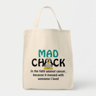 Mad Chick Tote Bag
