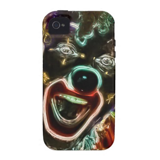 Mad Clown Case-Mate iPhone 4 Cases