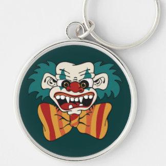 Mad Clown Keychain