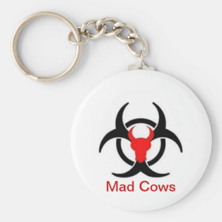 Mad Cow Collection Keychain