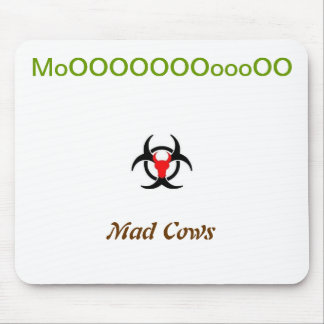 Mad Cow Collection Mouse Pad