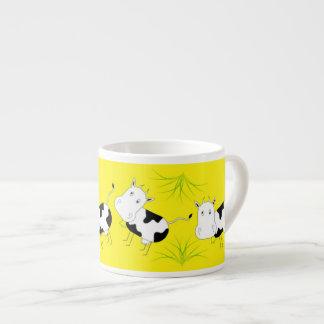 Mad Cow Espresso Cup
