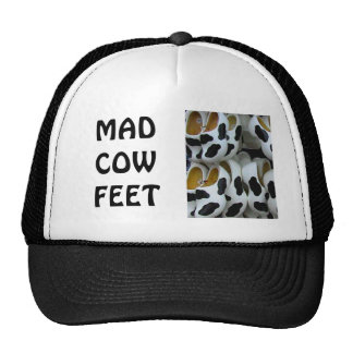 Mad Cow Feet, Hats