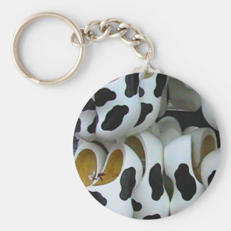 Mad cow feet, ideal for mad cows keychain