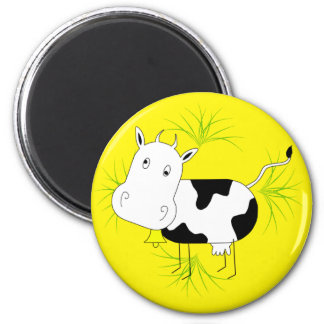 Mad Cow Magnet