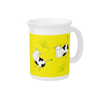 Mad Cow Pitcher