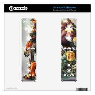 Mad Cow skins Decal For Wii Remote