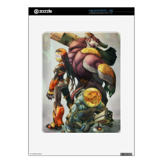 Mad Cow skins Skin For The iPad