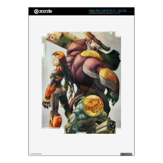 Mad Cow skins Skin For iPad 3
