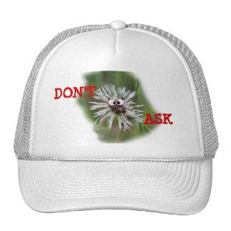 Mad Dandelion Cap- customize Trucker Hat