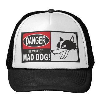MAD DOG cap 001 Trucker Hat