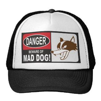 MAD DOG cap 002 Trucker Hat