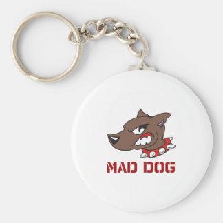 Mad Dog Keychains