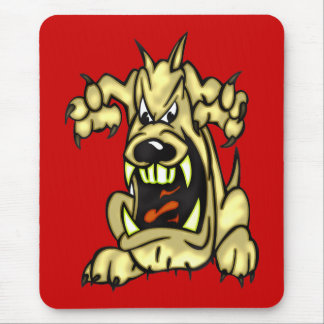 Mad Dog Mouse Pad