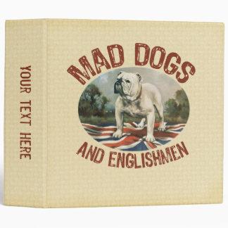 Mad Dogs & Englishmen Binder