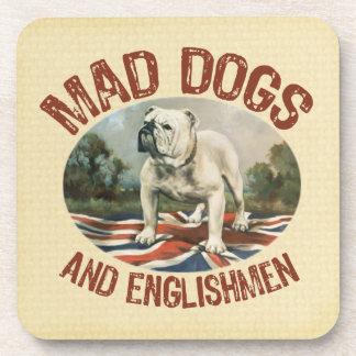 Mad Dogs & Englishmen Drink Coaster