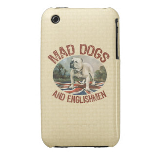 Mad Dogs & Englishmen iPhone 3 Cases