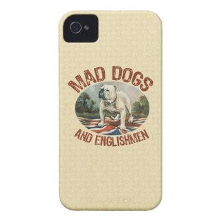 Mad Dogs & Englishmen iPhone 4 Case-Mate Case