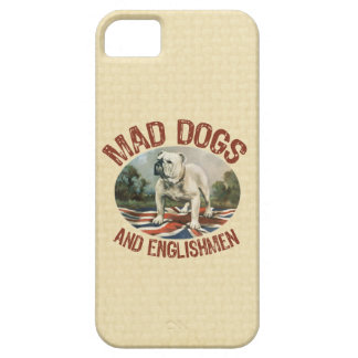 Mad Dogs & Englishmen iPhone SE/5/5s Case