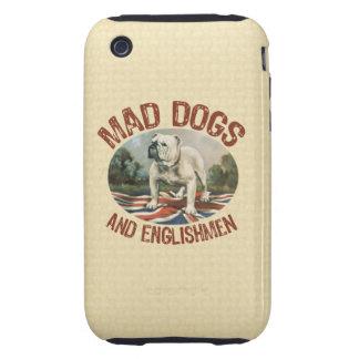 Mad Dogs & Englishmen Tough iPhone 3 Case