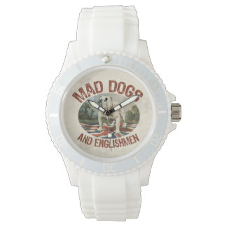 Mad Dogs & Englishmen Wristwatches