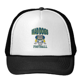 Mad Dogs Trucker Hat