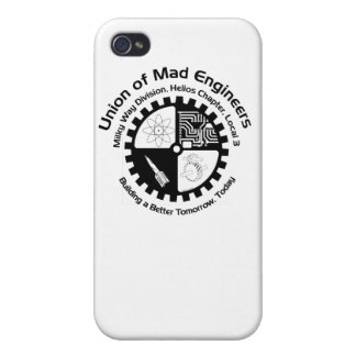 Mad Engineer iPhone 4/4S Covers