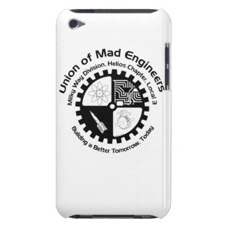 Mad Engineer iPod Touch Case-Mate Case