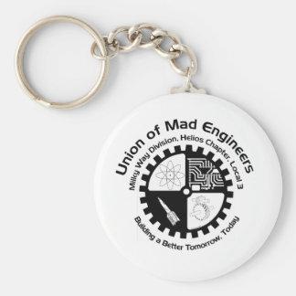 Mad Engineers Keychain
