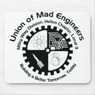 Mad Engineers Mousepad