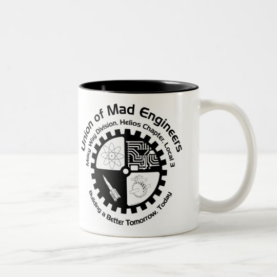 Mad Engineers Mug