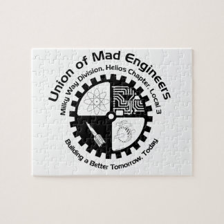 Mad Engineers Puzzle