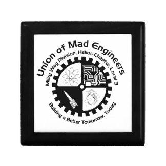 Mad Engineers Tile Box