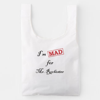 Mad for Mr. Rochester Reusable Bag