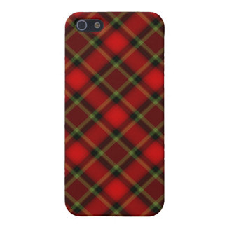Mad for Plaid iPhone 4 Case