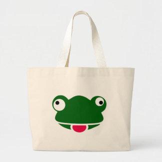 Mad Frog Design Merchandise Tote Bag