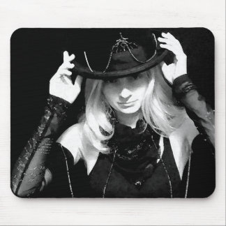 Mad Hat Mouse Pad