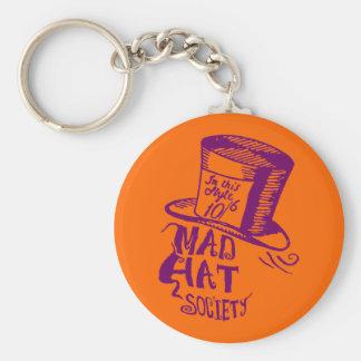 Mad Hat Society Keychains