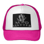 Mad Hatter Ball Cap Mesh Hat