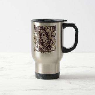 Mad Hatter Carnivale Style Mug