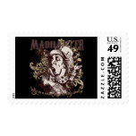 Mad Hatter Carnivale Style Postage Stamp